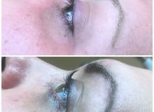 Eyelash Lift and Tinting